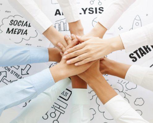 Travail collaboratif codéveloppement équipe innovation