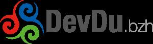 Logo DevDu.Bzh le guide local collaboratif